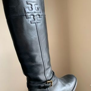 Tory Burch Riding Boots (size 11)